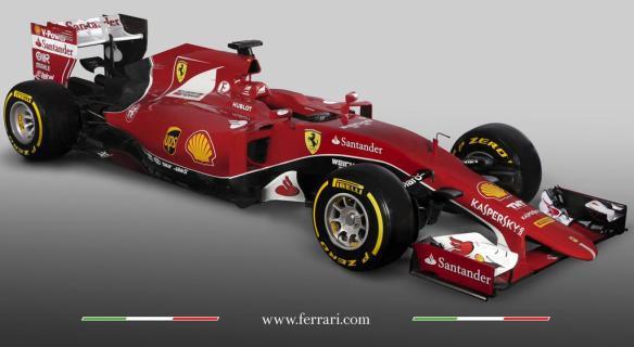 Ferrari SF15-T c/o Scuderia Ferrari
